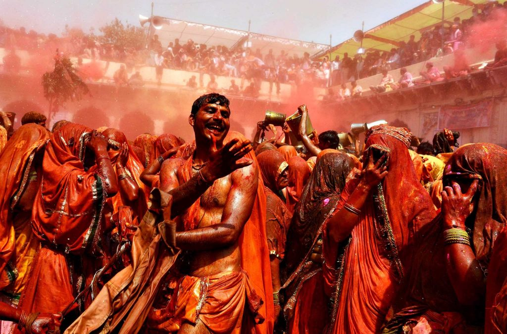 holi-in-mathura