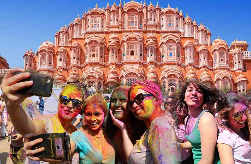 royal holi jaipur