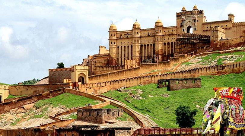 Rural Rajasthan Tour with Taj 14 Nights 15 Days