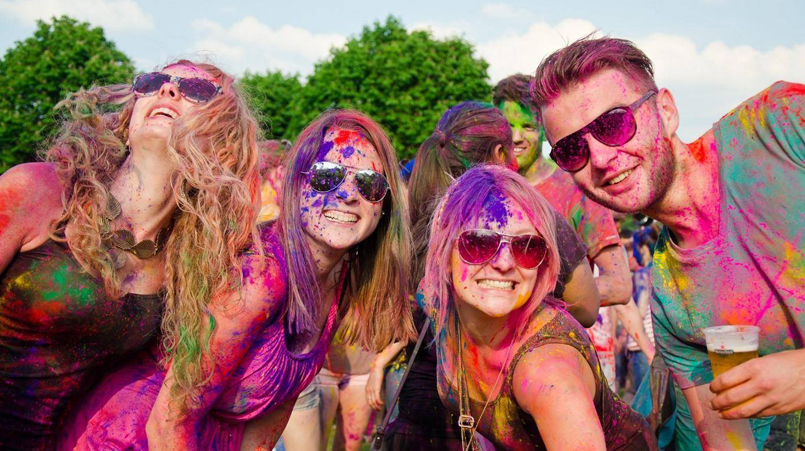 Golden Triangle Tour with Holi Festival 06 Nights 07 Days