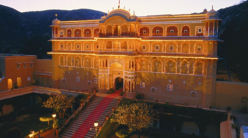 JAIPUR - SAMODE SAME DAY TOUR