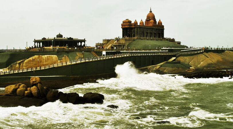 Kerala Tour with Kanyakumari 07 Nights 08 days